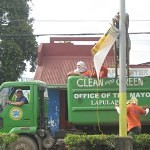 LAPU-LAPU CITY: Another Tarpaulin Bites The Dust