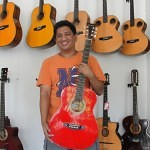 CEBU'S GUITAR PRIDE: The New Susing's Guitar
