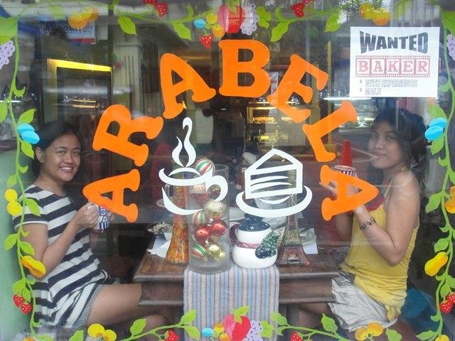 Cafe Arabela Liliw