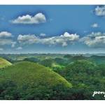 Bohol's Chocolate Hills: Stairs and Jumpshots!