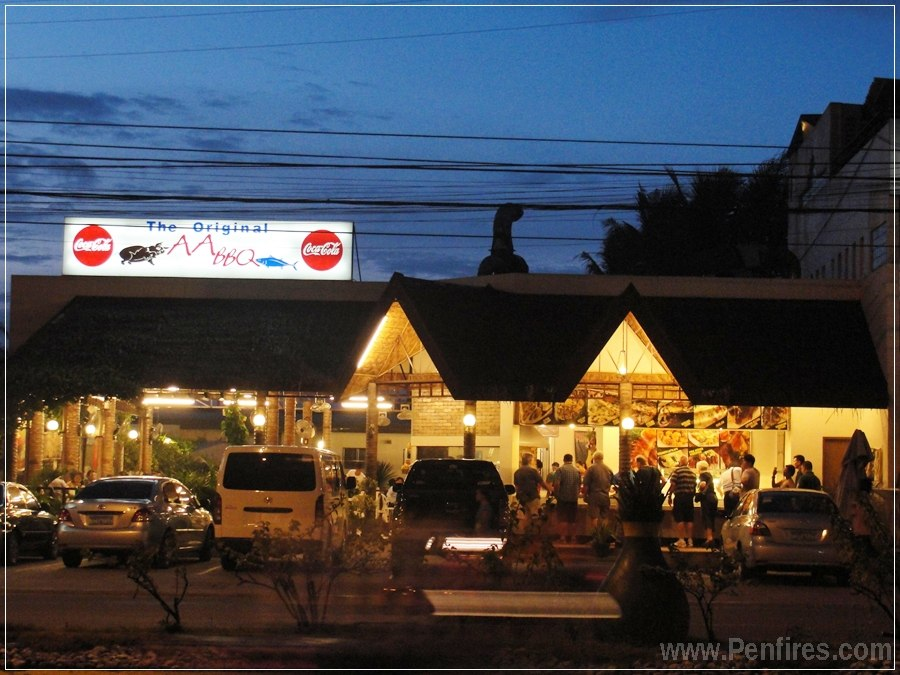 AA Barbeque Grill and Sutukil Restaurant in Mactan, Cebu