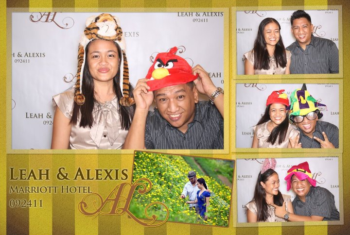photobooth, weddings and Filipino culture