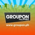 Groupon logo with fabulocity
