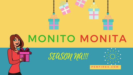 monito monita season na, get ready for Christmas party 2017!!!
