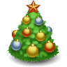 world christmas tradition icon