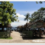 Mactan Cebu Cheap Beach Resort: Palm Beach in Marigondon