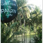 Lake Pandin of the 7 Lakes of San Pablo: A Getaway Near Manila