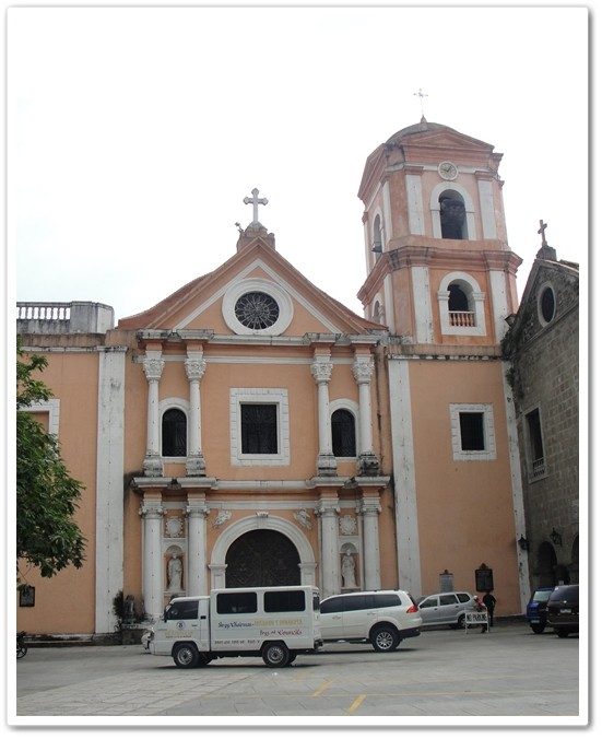 San Agustin Church in Intramuros