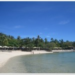 Vano Beach Resort Shoreline White Sand in Mactan