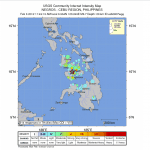 Earthquake Hits Cebu, Negros, More Places at 6.8 Magnitude!