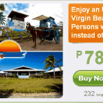 Metrodeal Discount Voucher for Virgin Beach Resort Cebu: Let's Kick Start Summer!