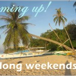 2013 Long Weekends, Regular and Special Holidays DECLARED By Malacanang