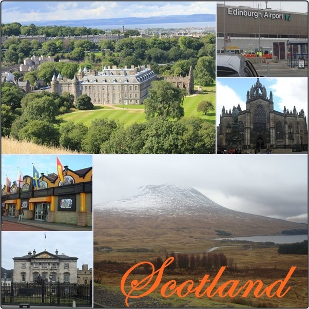 scotland attraction