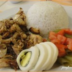 adobo sulipan from Pancake House