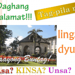 Common Useful Phrases and Words for Cebu Tourists: Tagalog – English – Cebuano Translations