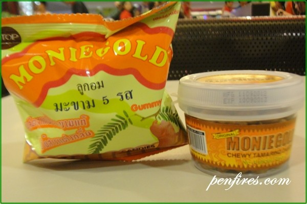 moniegold tamarind candy chews thailand product