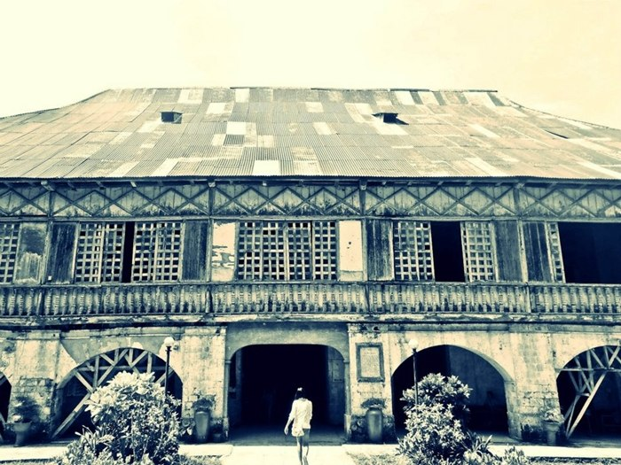 The Old Convent of Lazi Siquijor
