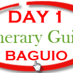 Baguio 3D/2N Itinerary: Cheap City Tour via Public Commute PART ONE