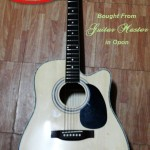Haggle When You Buy Cebu Guitar in Mactan Island