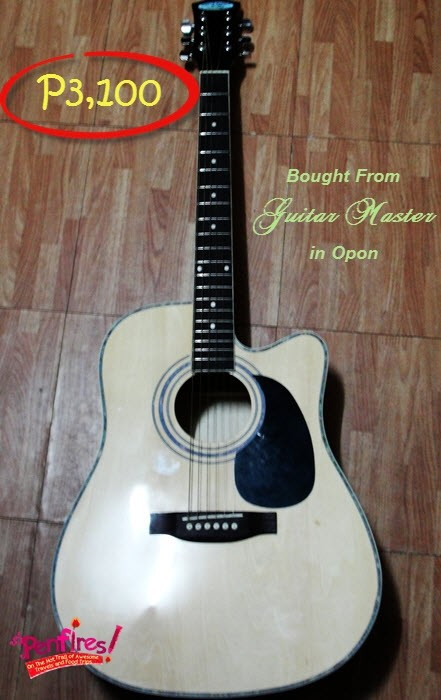 bought from guitar master in mactan