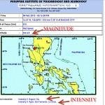 February 4 2013 Earthquake Baguio City