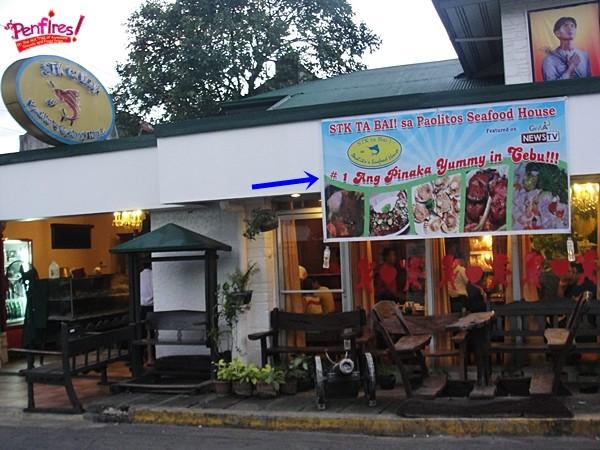 Cebu Restaurant - STK Ta Bai