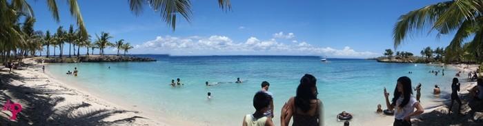 Mactan Beach Coral Reef