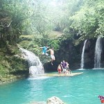 Summer Escape Kawasan Falls of Cebu