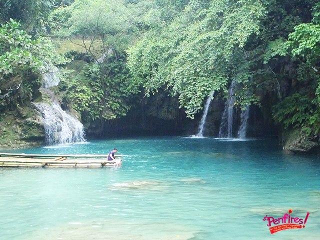 2nd Falls Kawasan
