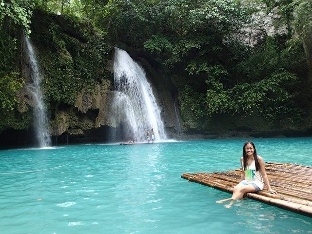 Kawasan Falls of Cebu