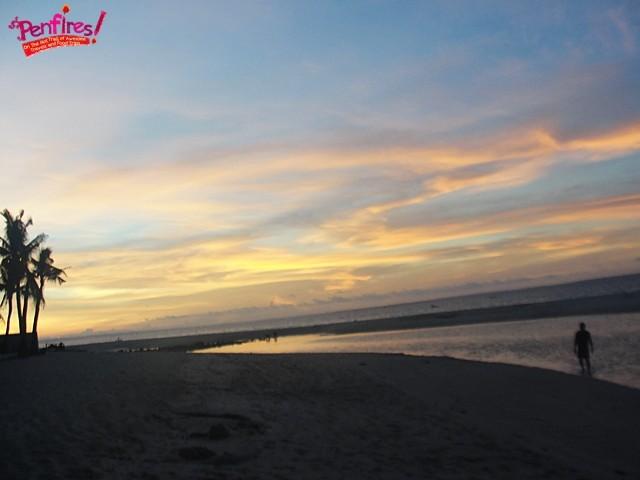 sunset bantayan