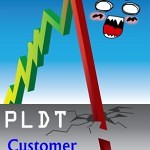 Why Oh Why PLDT? Your service is nearing bottom pit