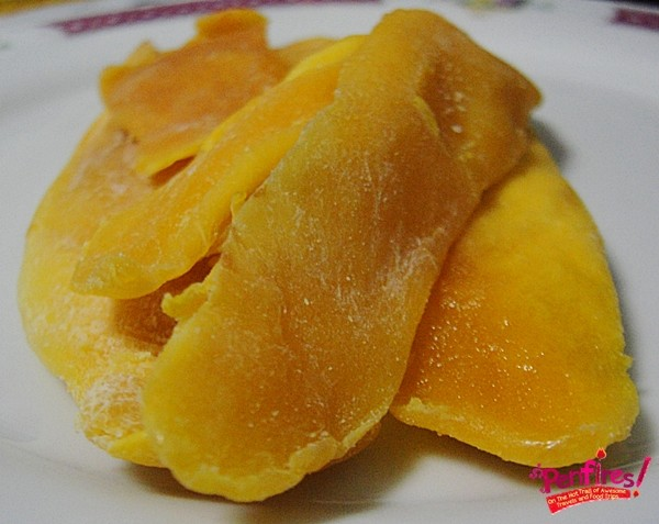 Dried Mango Slices cebu