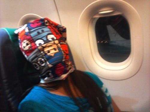 Travel Gear - Head Buff