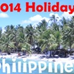 2014 List of Regular and Special Holidays DECLARED by MALACANANG