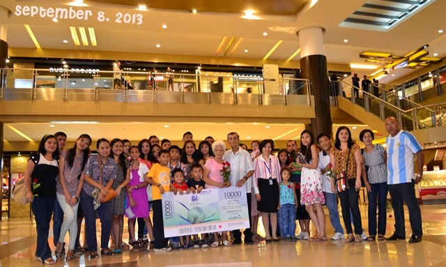 SM City Cebu Contest Winners