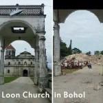 Bohol Loon Church Ruins