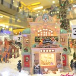 Christmas Village Cooking School