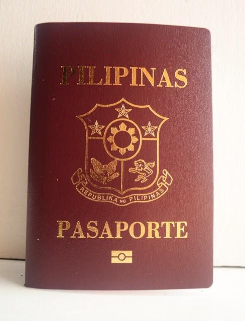 Philippine passport applying