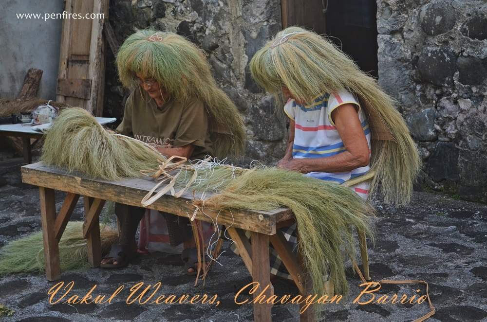 Vakul Weavers sabtang Batanes