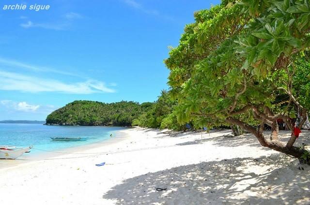 Tikling Island Subic Beach