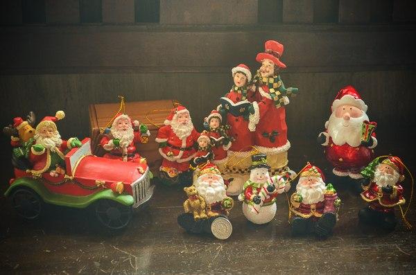 Paete Christmas decors 2014