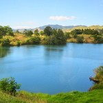 Canili and Diayo Dam Reservoir