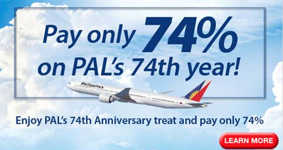 PAL Anniversary Promo Batanes