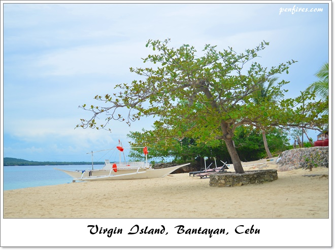 Virgin Island Hopping from Bantayan
