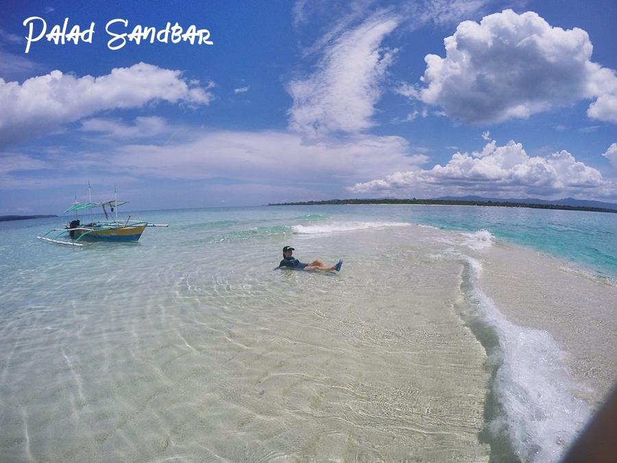 Palad Sandbar Marinduque