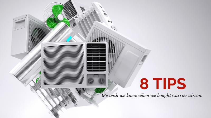8 tips aircon