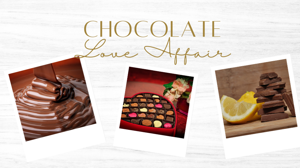 CHOCOLATE love affair craving