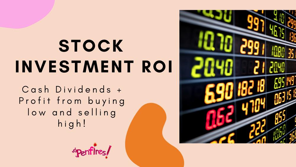 STOCK INVESTMENT ROI